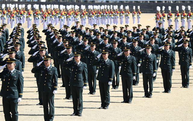 Romantic Relationships Still Taboo for S. Korean Military Plebes