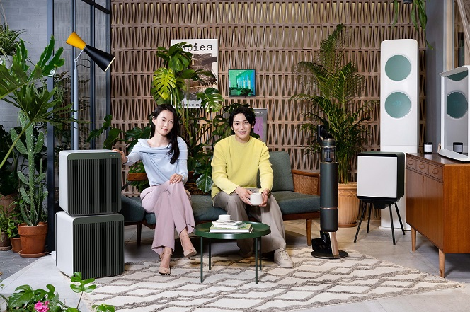 Samsung Expands Customizable Home Appliance Lineup