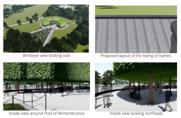 S. Korea to Begin Memorial Wall Construction in Washington to Honor Korean War Veterans