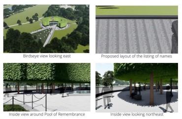 S. Korea to Begin Memorial Wall Construction in Washington to Honor Korean War Veterans