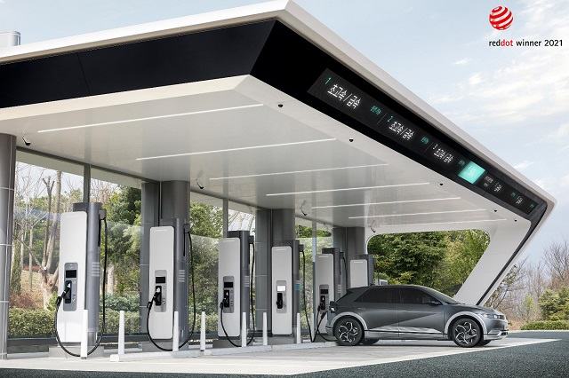 Hyundai to Build Own EV-charging Stations in S. Korea