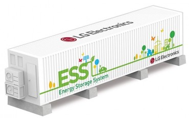 LG Electronics to Supply Commercial ESS in Hawaii