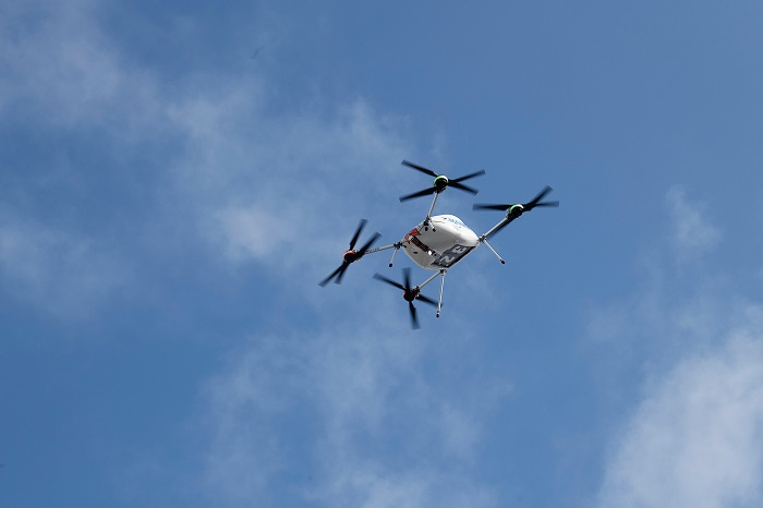 Samsung to Launch Drone Delivery Service for Galaxy Buyers in Ireland