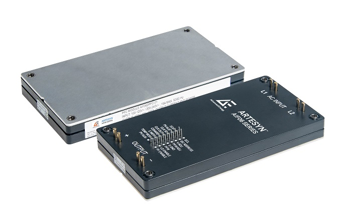 New Advanced Energy Compact Power Factor Correction Module Enables Greater Power Efficiency for Wide Range of High-Voltage Applications
