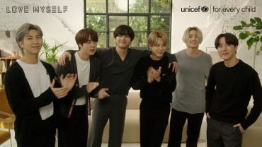 BTS Says 'Love Myself' Initiative Helped Them Embrace Themselves More