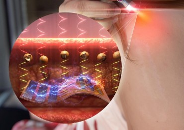 Implanted Medical Device Automatically Injects Drugs Once Exposed to Light Energy