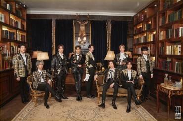 Veteran K-pop Boy Band Super Junior Returns with Album Celebrating Debut Anniversary