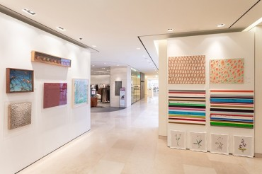 Department Stores Scramble to Open Galleries