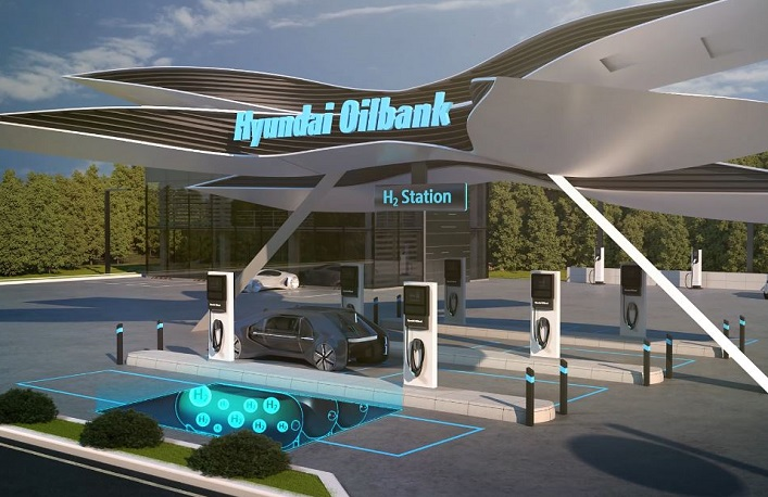 Hyundai Oilbank, Air Products to Team Up for Hydrogen Biz