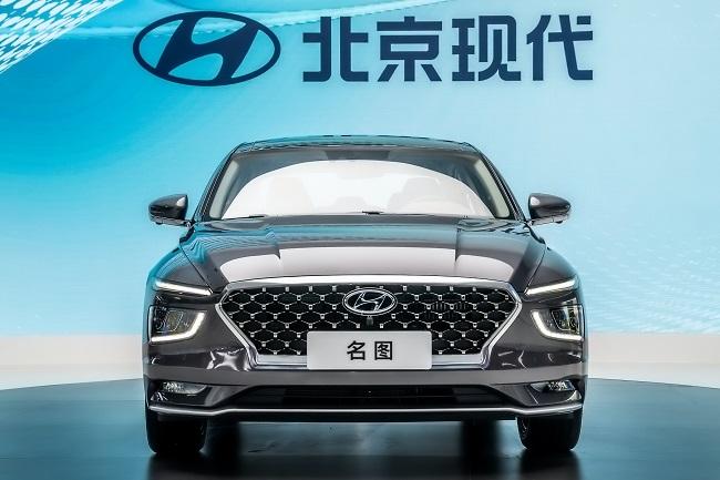 Hyundai, Kia Target 23 pct Gain in 2020 China Sales