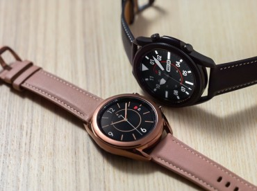 Samsung Ranks 3rd in 2020 Smartwatch Market