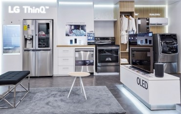 LG Electronics Basks in Robust Home Appliance Rental Biz