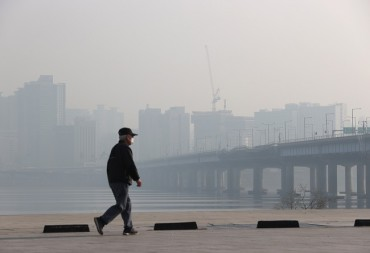 Nearly 40 pct of S. Koreans Think Air Quality Improved Last Year amid Pandemic