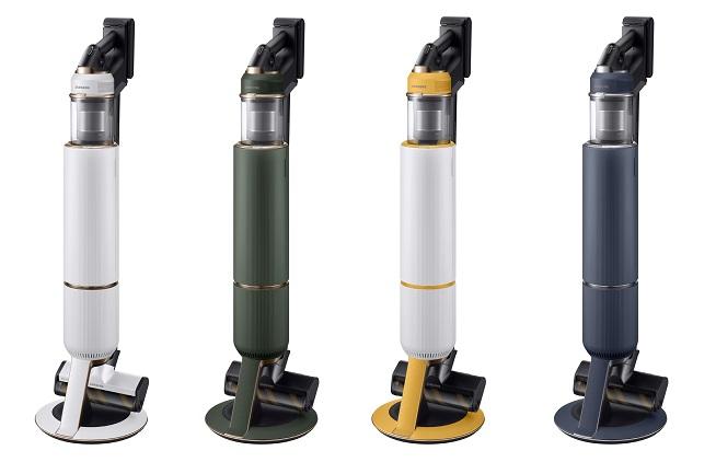 Samsung to Launch New Premium Vacuum Cleaner in April