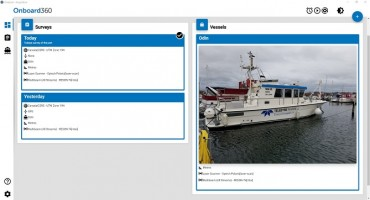 Teledyne CARIS Announces its Complete Workflow Software, Onboard360, Featuring Data Acquisition with CARIS Collect