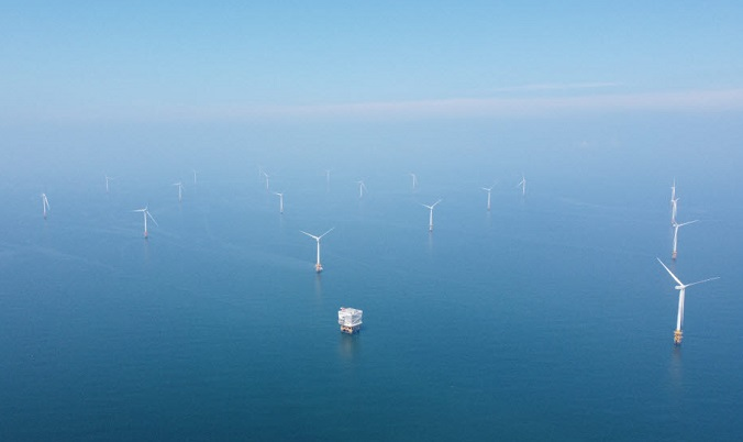 SK E&C, POSCO to Develop Independent Model for Floating Offshore Wind Turbines