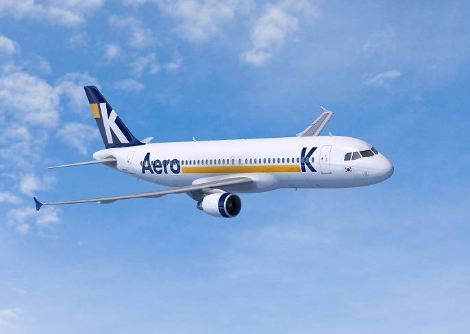 Aero K Begins Regular Flights as S. Korea's 8th Budget Carrier