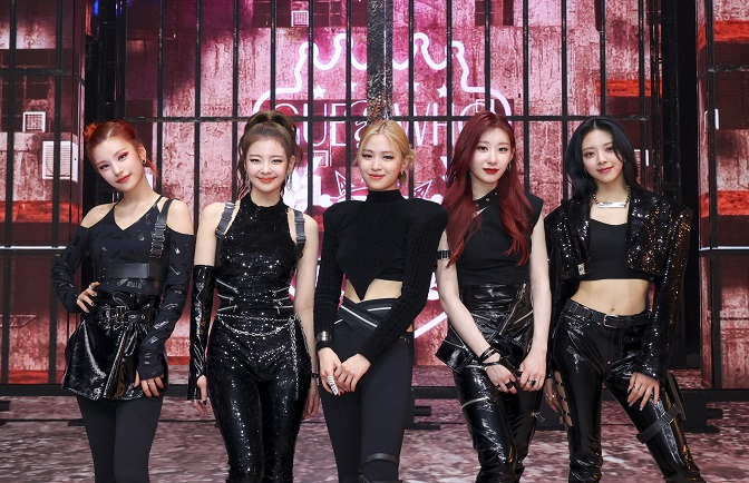 K-pop Girl Group ITZY Debuts in Japan