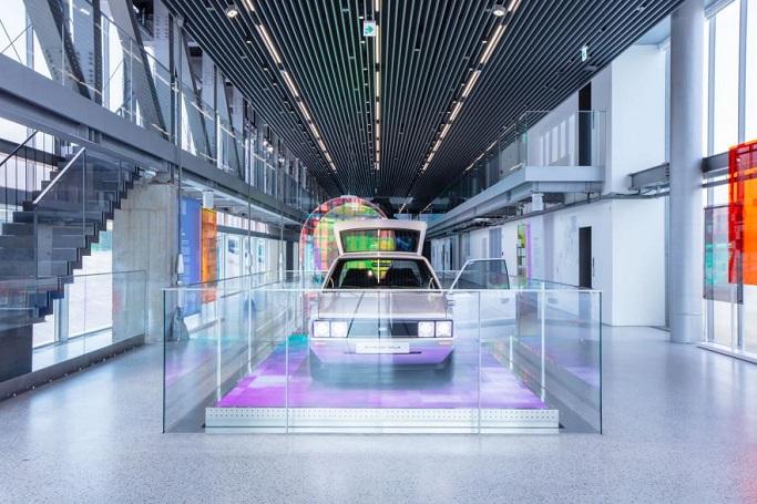 Hyundai Motor Studio Opens in Busan
