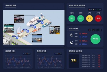 Incheon Port to Introduce IoT, AI-based Safety Management System