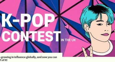 Europe's First K-pop Lyrics Competition to be Held in Britain