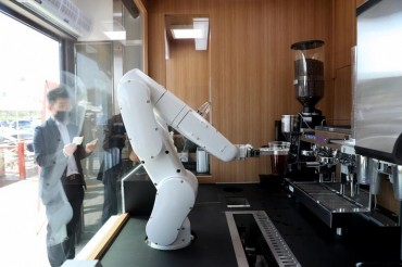 Expressway Service Areas Introduce Service Robots