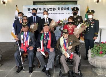 Mexico Establishes First Korean War Veterans Association
