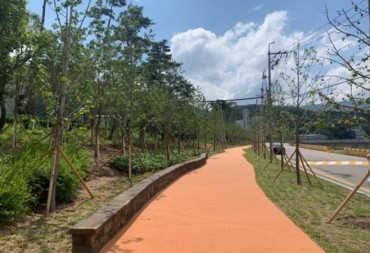 Busan to Plant Urban Forests in Downtown Areas to Block Fine Dust