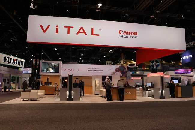 Vital®, a Canon Group Company, Recognized in 2021 Gartner Market Guide and 2020 Hype Cycle Reports