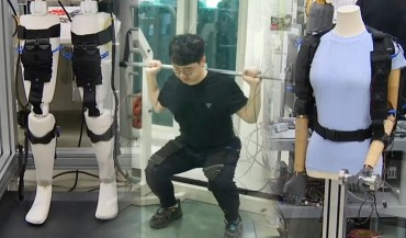 S. Korea Develops Lightweight Fabric for Wearable Power Suit