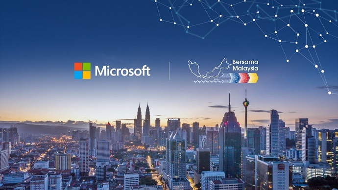 """Microsoft Announces Plans to Establish its First Datacenter Region in Malaysia as Part of """"Bersama Malaysia"""" Initiative to Support Inclusive Economic growth"""