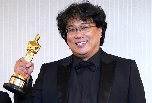 'Parasite' Director Bong Joon-ho to Present at Upcoming Oscars