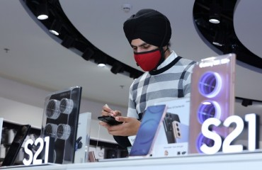 Samsung Expands Presence in Indian Smartphone Market in Q1