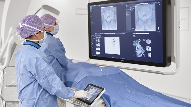 Philips SmartCT 3D Image Acquisition, Visualization and Measurement Software for its Azurion Image Guided Therapy System Receives FDA 510(k) Clearance