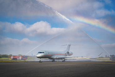 VistaJet Takes Delivery of Two New Global 7500 Aircraft and Announces Order of 10 New Challenger 350 Jets as Demand Continue to Grow
