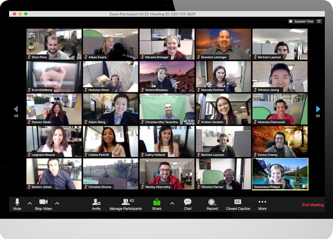 Zoom Named a Leader in 2021 Gartner® Magic Quadrant™ for Meeting Solutions