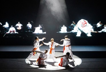 National Theater of Korea Offers Vivid Traditional Performances Through 5G and AI