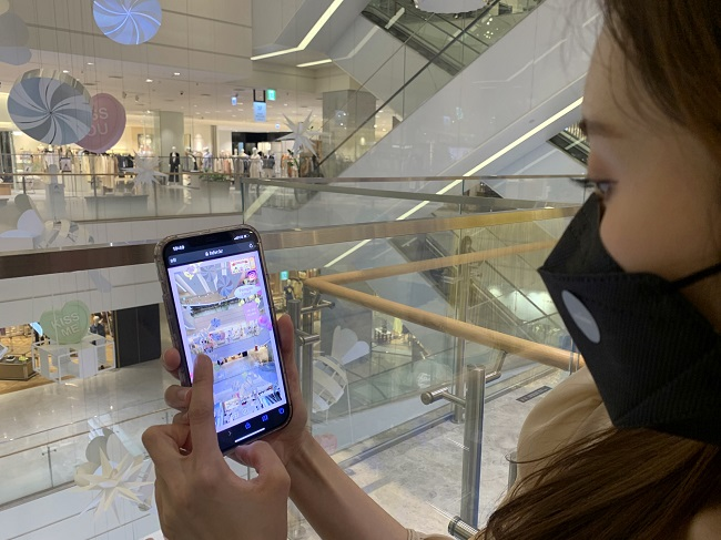 Hyundai Department Store Pangyo to Offer VR Shopping