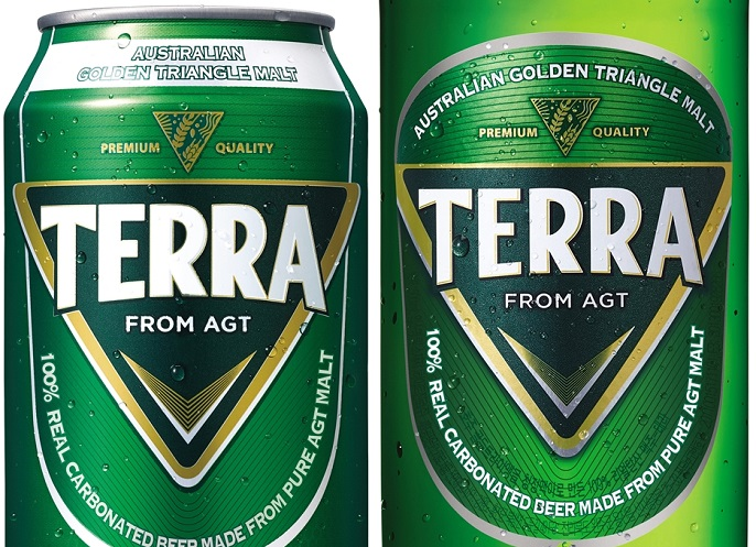Hite Jinro Starts Exports of Lager Beer 'Terra'
