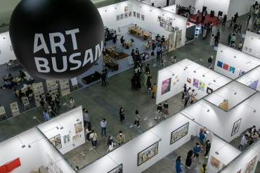 Busan Art Fair Wraps Up with Record 80,000 Visitors