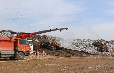Builders Make Direct Forays into Waste Processing Business