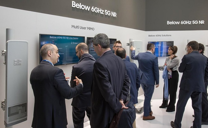 Samsung to Skip In-person Exhibitions at MWC 2021 over Virus Concerns