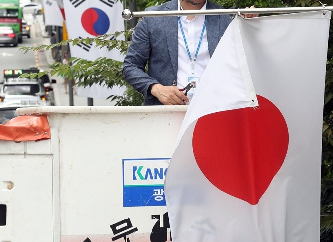 Only 2 in 10 Koreans and Japanese Like Each Other: Survey