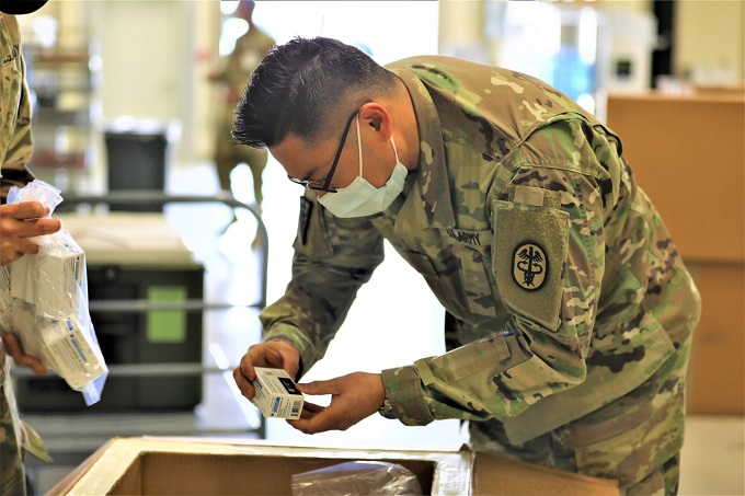 USFK Offers to Provide COVID-19 Vaccines to S. Korea
