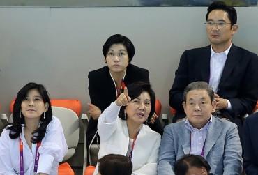 Samsung Heir Becomes S. Korea's Richest Stockholder After Inheritance