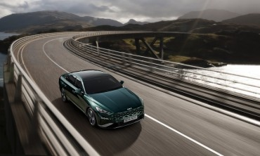 Kia Launches Hybrid Variant of K8 Sedan