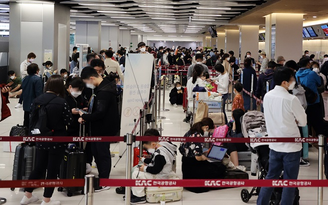 Jeju Flooded with Locals Avoiding Overseas Travel amid COVID-19