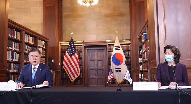 S. Korean Companies Announce Plans to Invest $39.4 bln in U.S.