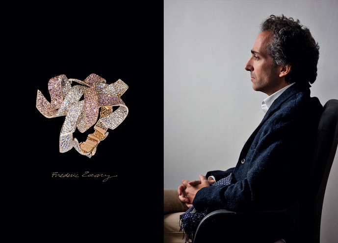 We are All Stardust: The First Monograph Dedicated to Parisian Jeweler Extraordinaire Frédéric Zaavy