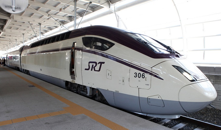 SRT Introduces VR Video of High Speed Train Control Room